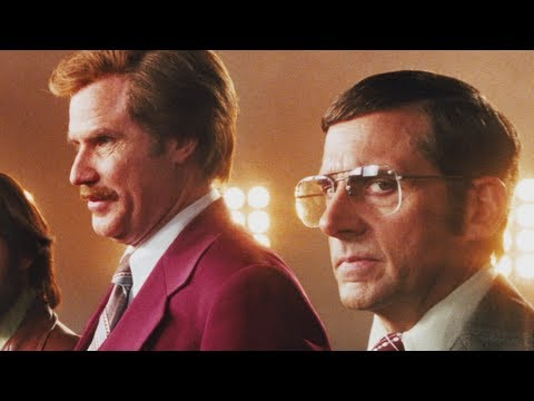 Steve - Anchorman 2 Trailer 2013 - Official movie teaser trailer 2 in HD - starring Will Ferrell, Steve Carell, Paul Rudd, Christina Applegate - directed by Adam McK...