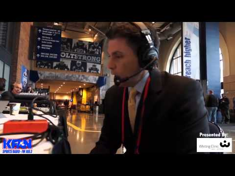 VIDEO: Mike Florio Discusses Vikings QB Options at #8