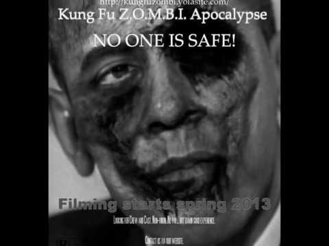 NO ONE IS SAFE... Kung Fu Zombie