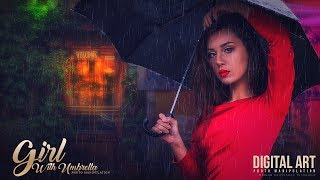 Hey everyone. ,Today I will show you how to create photo manipulation with colorful lights and rain effects in Photoshop. Enjoy and thanks for watching!More Photoshop Tutorials: http://www.youtube.com/c/MirRom14Tutorial Resources:Model : https://pixabay.com/en/girl-makeup-russian-model-beauty-1848455/Bar : https://www.pexels.com/photo/black-wrought-metal-armless-chairs-outside-bar-under-white-patio-table-during-daytime-157213/Water Splash - FrostBo : http://frostbo.deviantart.com/art/Water-Splash-Brushes-PS-SET-2-277542524Rain Brushes - ObscureLilium : http://obscurelilium.deviantart.com/art/Rain-Brushes-418181886Follow Us : Facebook : https://goo.gl/H5m598Google+ : https://goo.gl/PMkAPNWeb : http://goo.gl/E4vwh4Twitter : http://bit.ly/1RlY5QnMusic Credits:Jellyfish in Space by Kevin MacLeod is licensed under a Creative Commons Attribution license (https://creativecommons.org/licenses/by/4.0/)Source: http://incompetech.com/music/royalty-free/index.html?isrc=USUAN1500030Artist: http://incompetech.com/