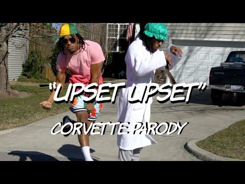 """Upset Upset"" - Corvette Parody   Dtay Known"
