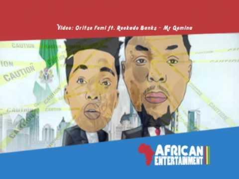 Video: Oritse Femi ft. Reekado Banks – Mr Gomina   Www.AfricanEntetainment.com
