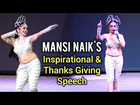 Video Mansi Naik's Tribute To Sridevi On Women's Day At N. .D Studio download in MP3, 3GP, MP4, WEBM, AVI, FLV January 2017