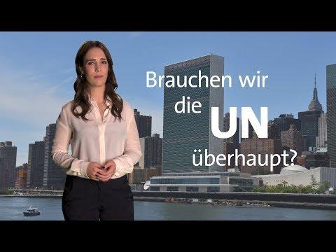 Brauchen wir die UN überhaupt?