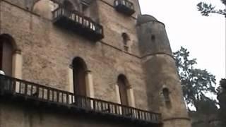 Castelele Imparatului Fasilides Gondar Ethiopia Drumuri Africane2012 Mpg
