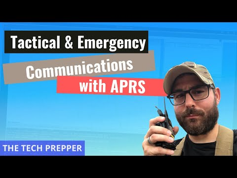 Tactical & Emergency Communications with APRS