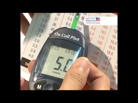 Phương pháp đo đường huyết