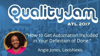 How to Get Automation Included in Your Definition of Done