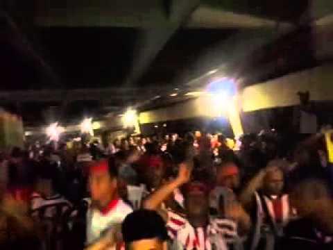 Es La Primera Barra - Frente Rojiblanco Sur - Junior de Barranquilla