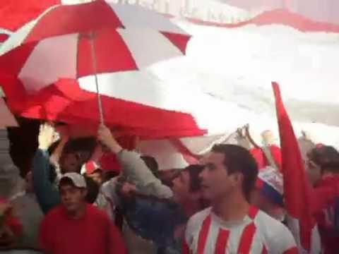 Hinchada Union vs Dep merlo - La Barra de la Bomba - Unión de Santa Fe