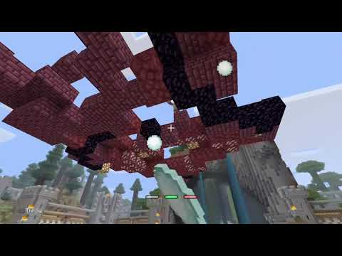 Playing old PS4 minigames | minecraft