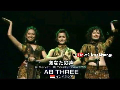 Be3 _ Suaramu Live in Japan 2001