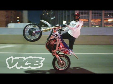 VICE: Meet the Most Infamous Dirt Bike Rider in NYC