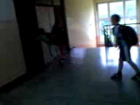 Wypadek w szkole