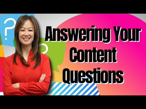 Top Questions for LinkedIn Content with Fanny Dunagan