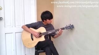 Video Versace on the Floor (Bruno Mars) - Fingerstyle Guitar Cover by Keith Garcia download in MP3, 3GP, MP4, WEBM, AVI, FLV Mei 2017