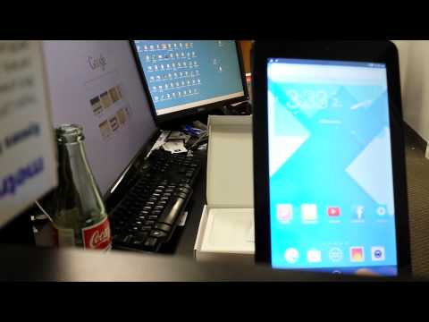 Alcatel OneTouch POP7 Tablet MetroPCS Unboxx Review