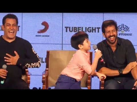 Video Tubelight's little boy Martin Rey Tangu REALLY REALLY FUNNY Interview download in MP3, 3GP, MP4, WEBM, AVI, FLV January 2017