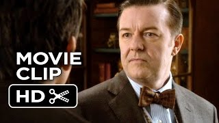 Night at the Museum: Secret of the Tomb Movie CLIP - No Way Jose (2014) - Ricky Gervais Movie HD