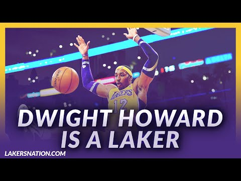Video: Lakers News Feed: Dwight Howard Is A Laker
