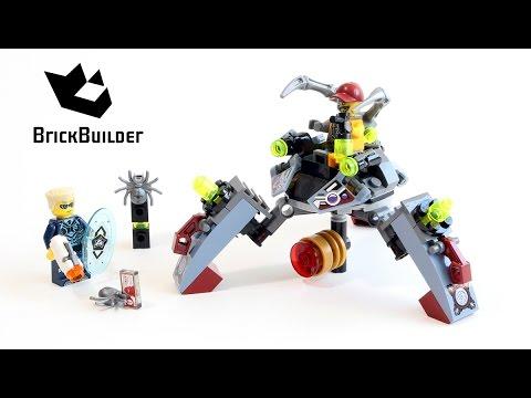 """Конструктор Lego Ultra Agents 70166 """"Внедрение Шпионопаука"""""""