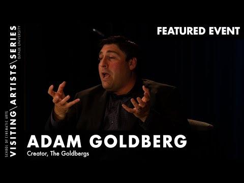 Adam Goldberg of The Goldbergs