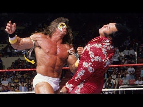 FULL MATCH - Ultimate Warrior vs. The Honky Tonk Man - Intercontinental Title Match: SummerSlam 1988