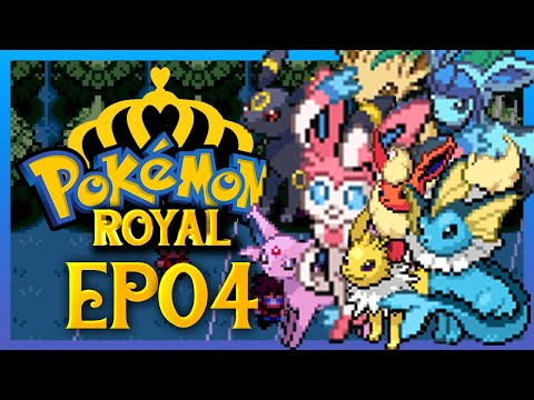 Pokemon Royal Part 4 ALL THE EEVEELUTIONS - pokemon Fan Game Gameplay Walkthrough