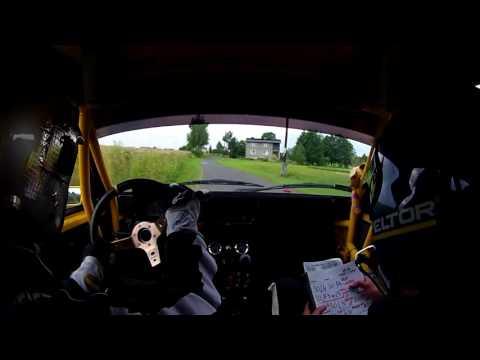 4 Runda Pucharu Śląska 2017 - [OS 9 onboard] OesRecords Rally Team