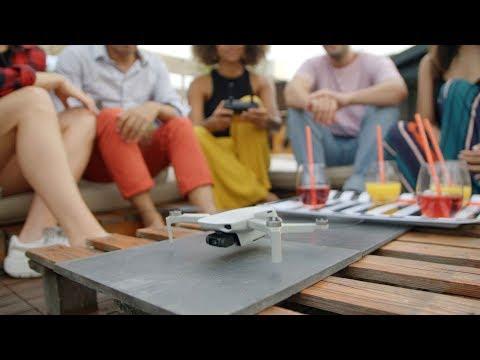 DJI Mavic Mini Fly More Combo drón