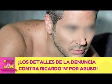 Los detalles de la denuncia contra Ricardo 'N' por presunto abuso.| 23 de febrero 2021| Ventaneando