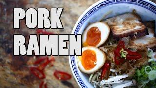 Pork Ramen by Food Busker