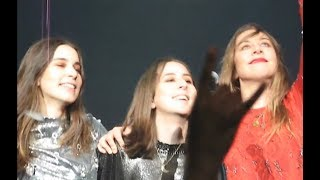 WHOLE SHOW! HAIM @ Radio City Music Hall, NYC 5/05/18 (HD Video/HQ Sound!)