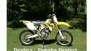 6. 2006 Yamaha YZ 250F 50th Anniversary  superbike Top Speed