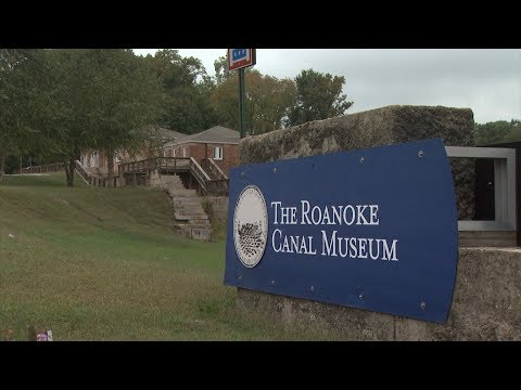The Roanoke Canal Museum and Trail