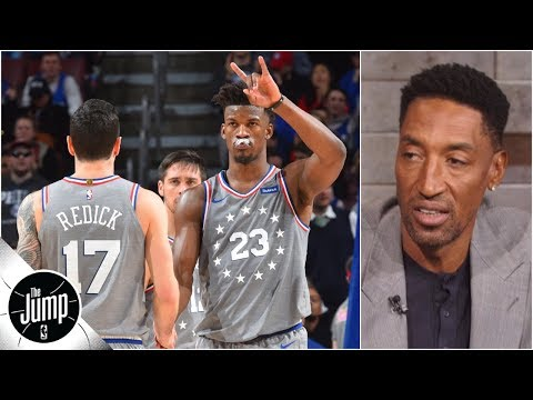 Video: 76ers' next 14 games will help bond team together - Scottie Pippen | The Jump