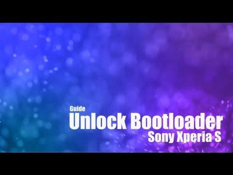 comment debloquer le bootloader xperia s