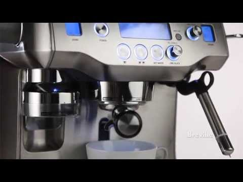 Breville® Oracle Semi-Automatic Espresso Machine