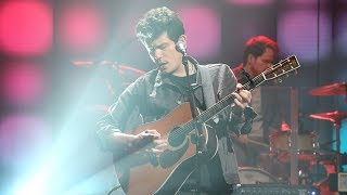 John Mayer Performs 'I Guess I Just Feel Like'