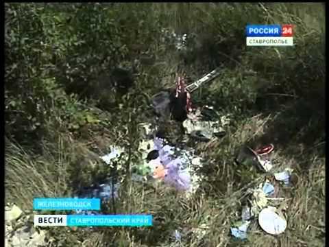 Проблему мусорных свалок решают на Кавминводах