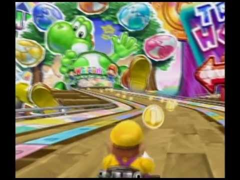 Related Pictures mario kart wii mario yoshi vs stone bowser building