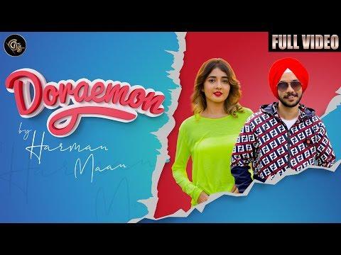 Doraemon (Full Video)   Harman Mann   Nisha Bhatt   Dreamboy   Navv Maan   Romantic Song 2019  