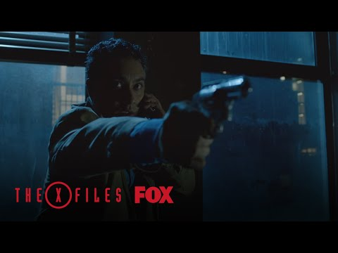 The X-Files 1.04 Clip