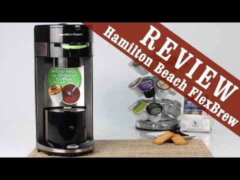 Review: Hamilton Beach FlexBrew Single Serve Coffeemaker