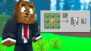 Minecraft Randomized Its Recipes - Minecraft Scramble Craft #4 | JeromeASF