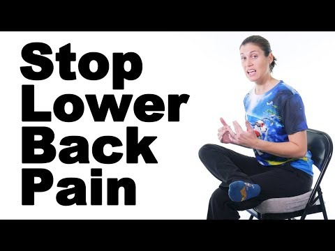 7 Best Lower Back Pain Relief Treatments - Ask Doctor Jo