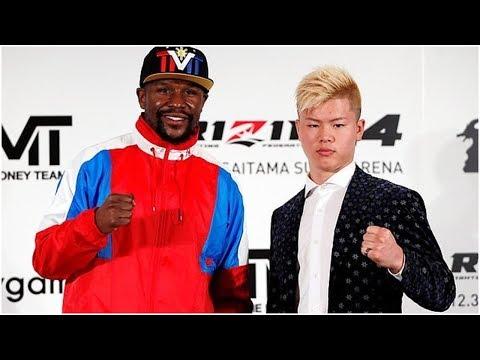Độc cô cầu bại Mayweather bất ngờ hủy kèo MMA với Thần đồng Nhật Bản Tenshin Nasukawa