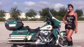 4. Used 2009 Harley Davidson Ultra Classic Electra Glide Motorcycles for sale