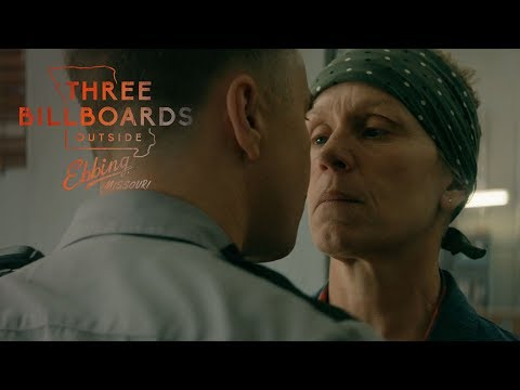 "THREE BILLBOARDS OUTSIDE EBBING, MISSOURI | ""Self Explanatory"" TV Commercial 