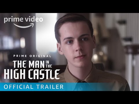 The Man in the High Castle Official Trailer What